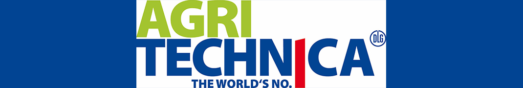 Agritechnica (Hannover, 12th-18th November 2017)