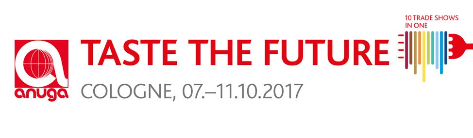 Anuga 2017 (Cologne, 7th-11th October 2017)