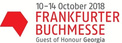 Frankfurt Book Fair 2018 (Frankfurt am Main, 10th-14th October 2018)