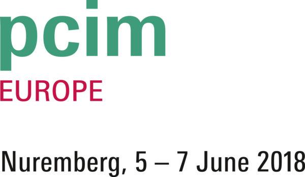 PCIM Europe 2018 (Nuremberg, 5th-7th June 2018)