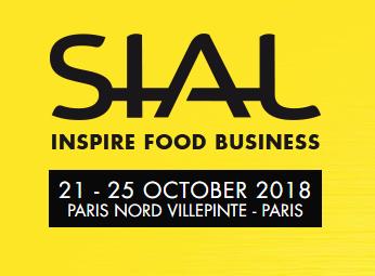 SIAL 2018 (Paris, 21st-25th October 2018)