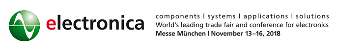 electronica 2018 (Munich, 13th-16th November 2018)